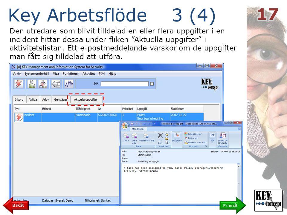 Key Arbetsflöde 3 (4) 17.