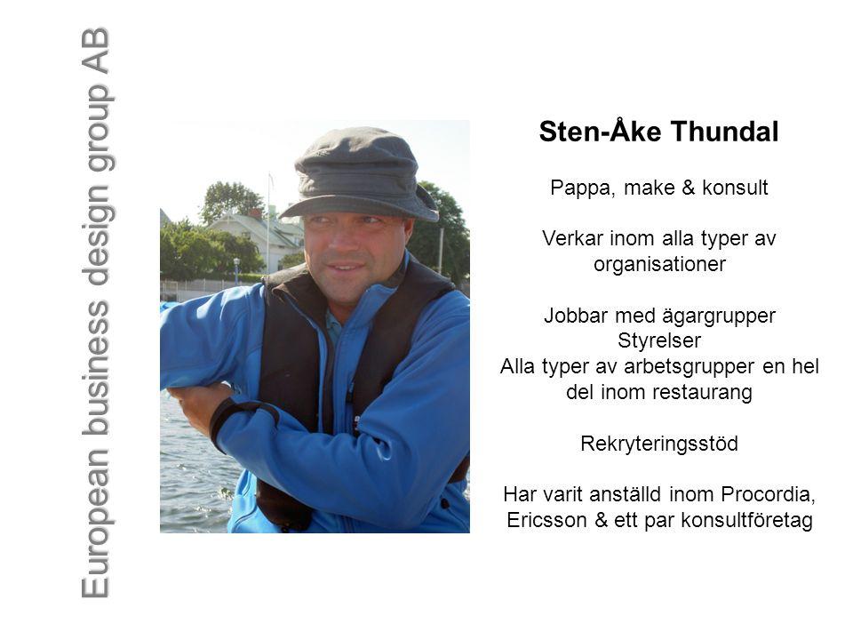 Sten-Åke Thundal Pappa, make & konsult
