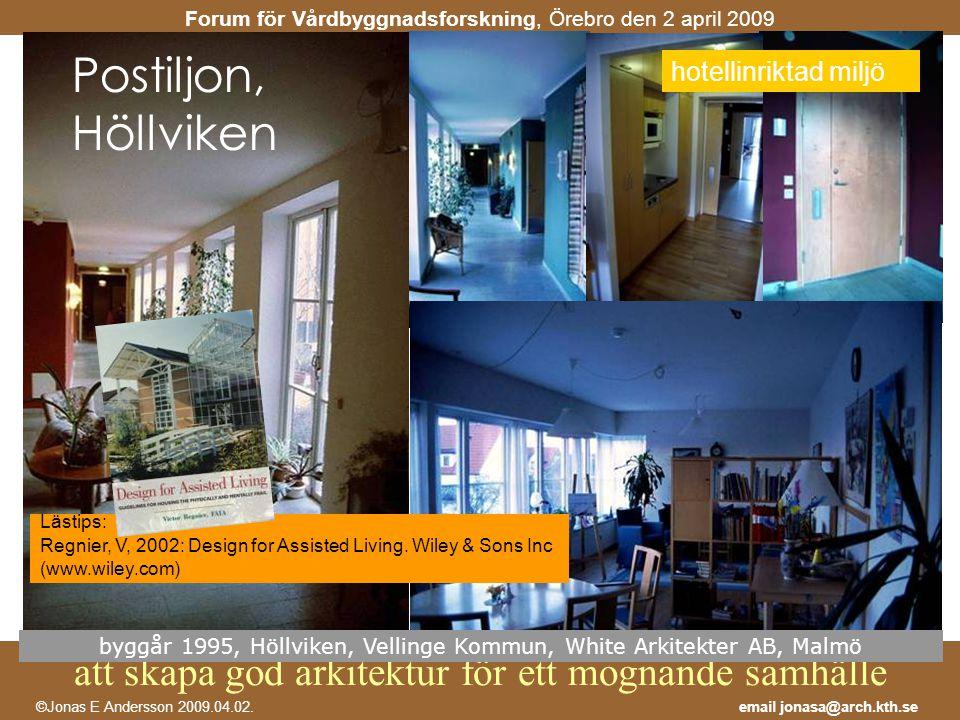 byggår 1995, Höllviken, Vellinge Kommun, White Arkitekter AB, Malmö