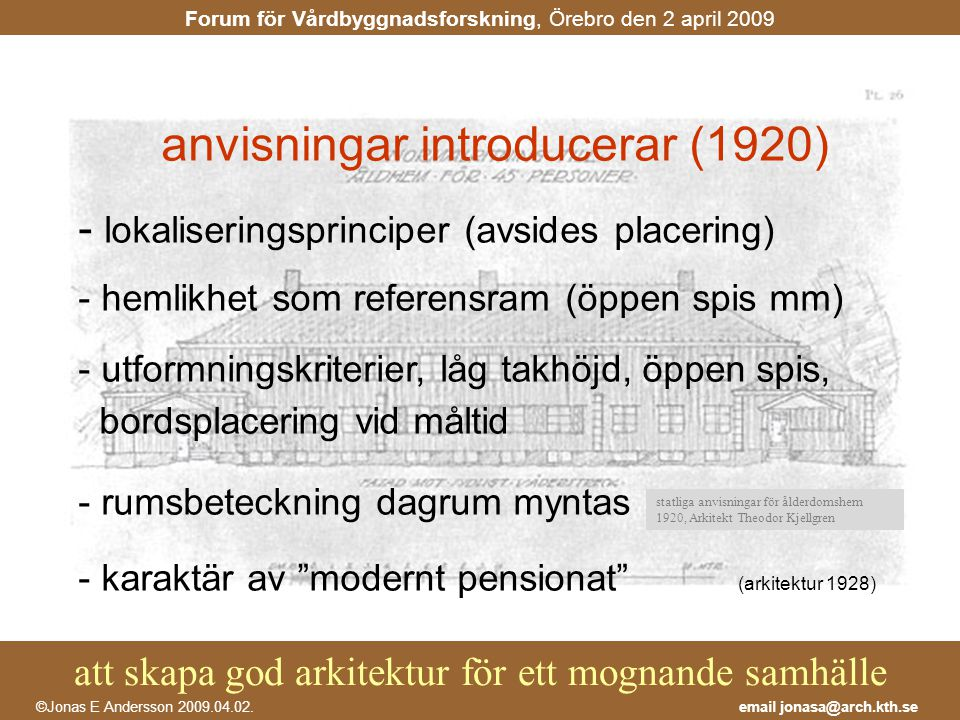 anvisningar introducerar (1920)