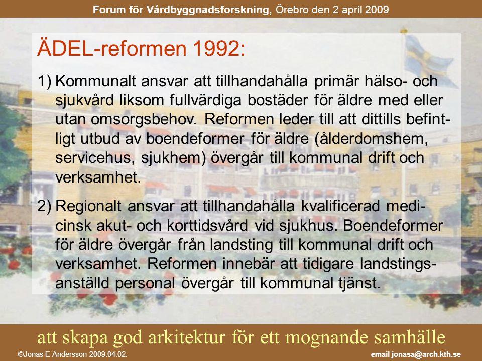 ÄDEL-reformen 1992: