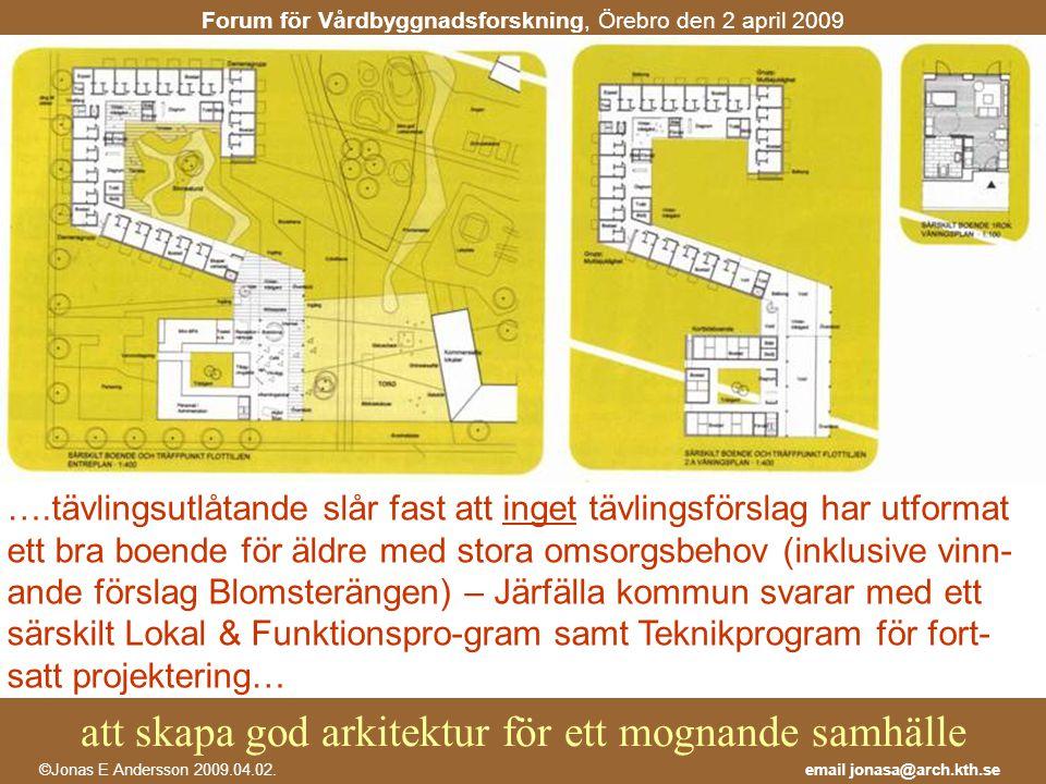Bild 52 - Järfälla tävlingen dåligt äldreboende