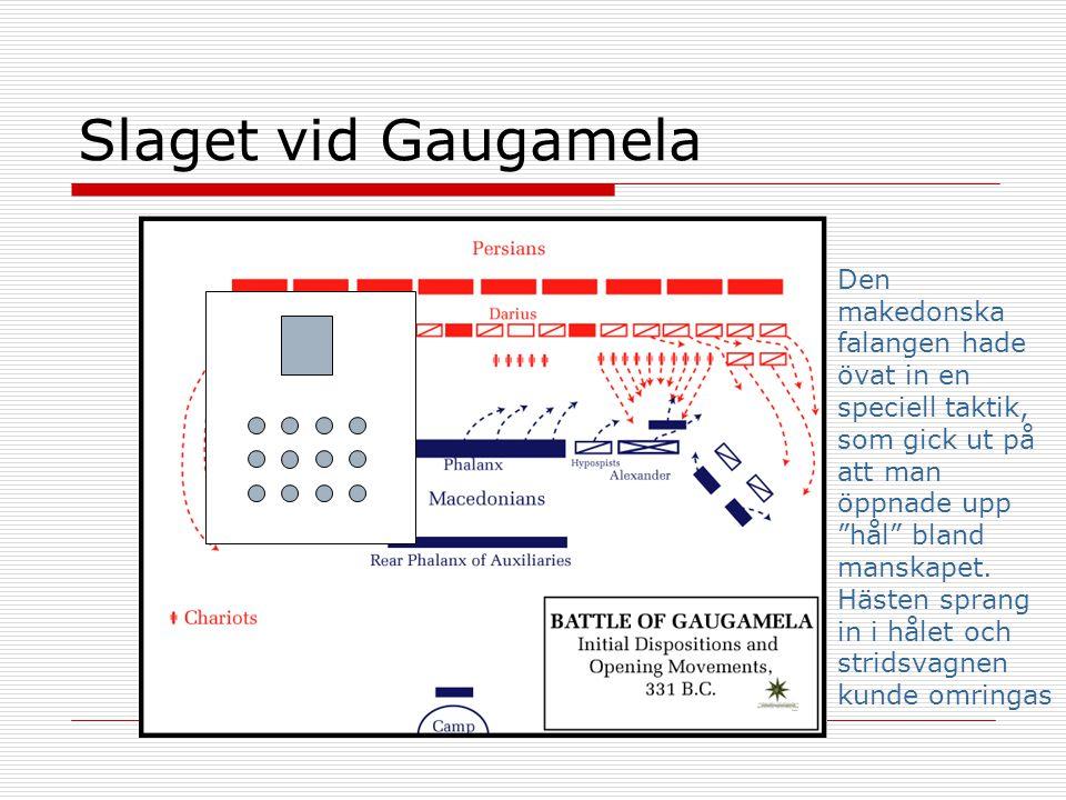 Slaget vid Gaugamela