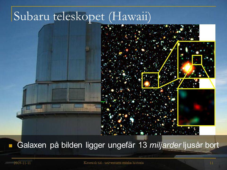 Subaru teleskopet (Hawaii)