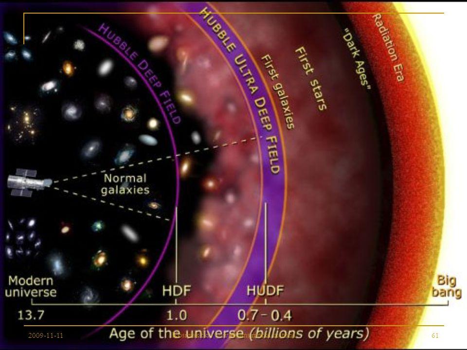 Kosmisk tid - universums mörka historia