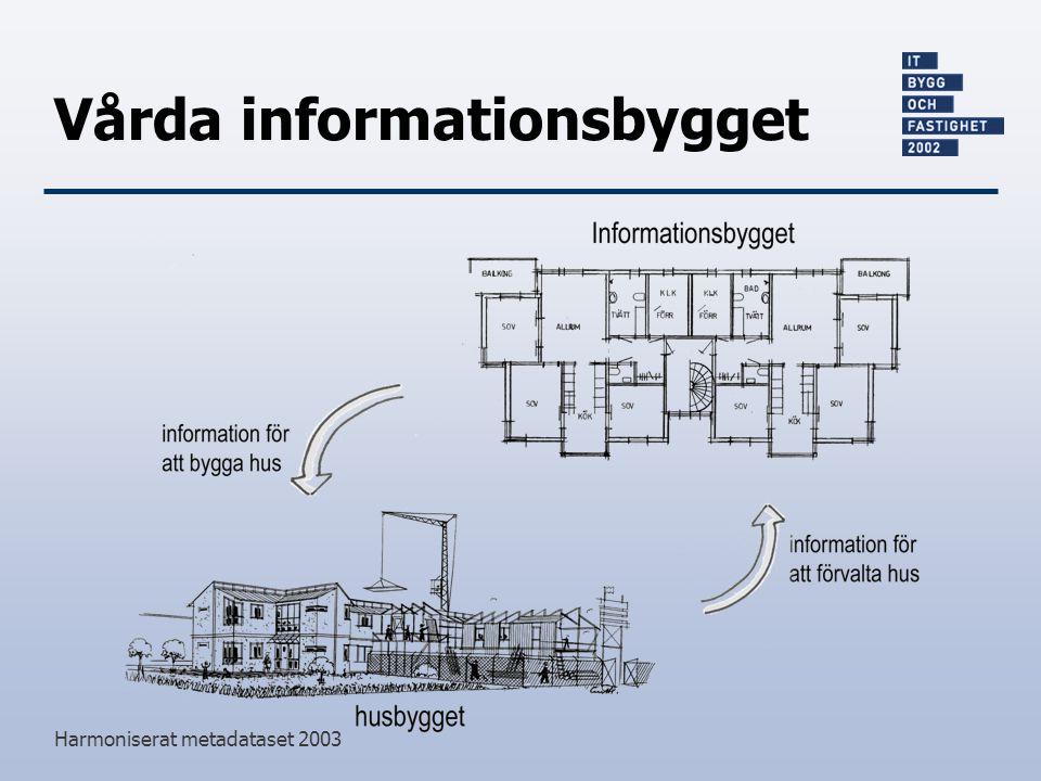 Vårda informationsbygget
