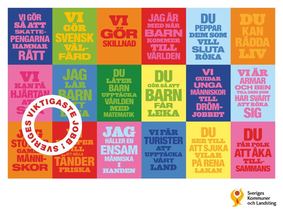 Målsättningen med Sveriges Viktigaste Jobb är att öka kunskapen om och nyansera bilden av jobben i välfärdssektorn och kommuner och landsting som arbetsgivare.