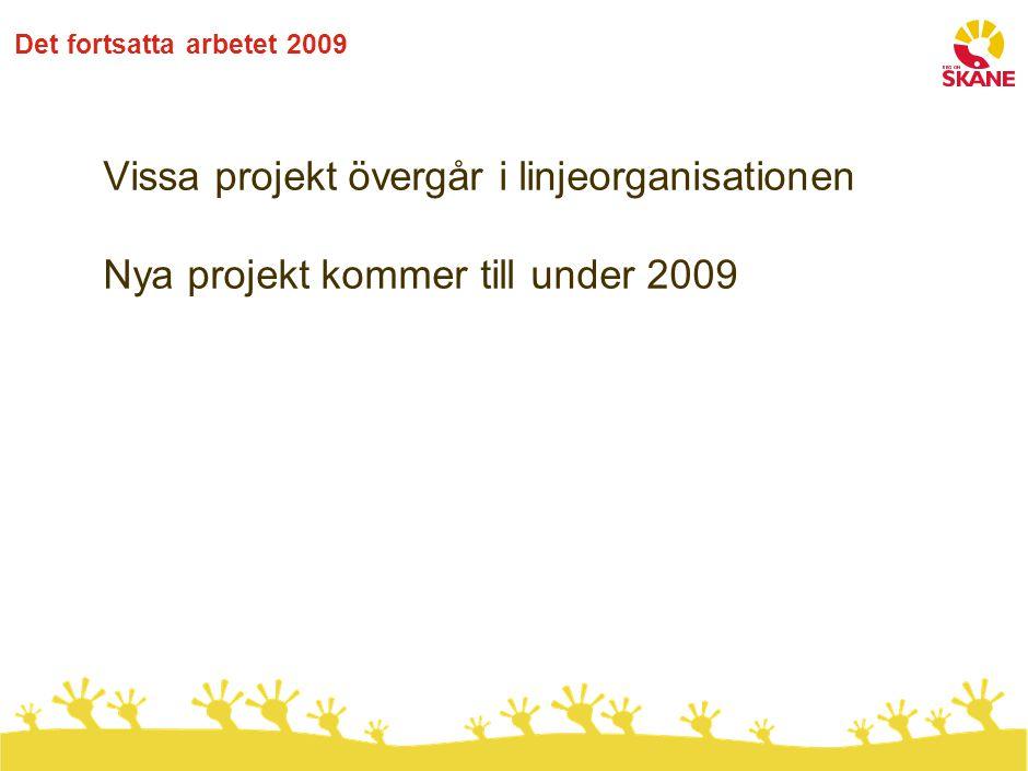 Ekonomisk utmaning Resultat: Målsättning och realiserat, 2000-2008