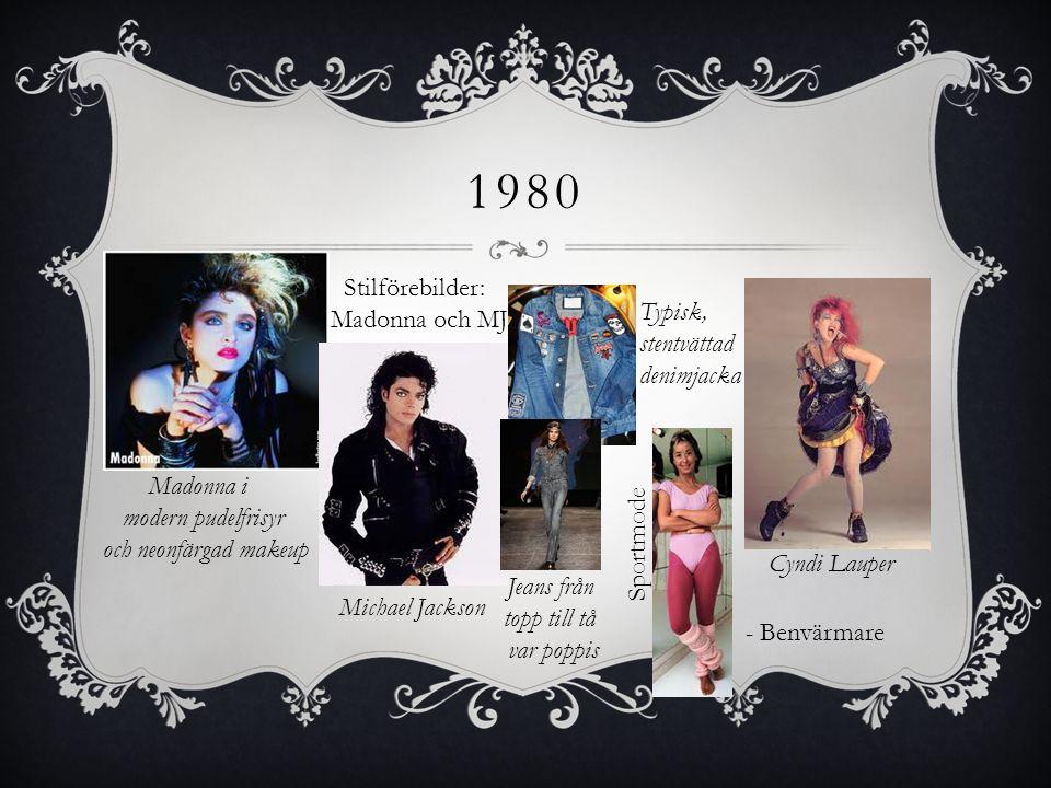 Jeans från topp till tå var poppis