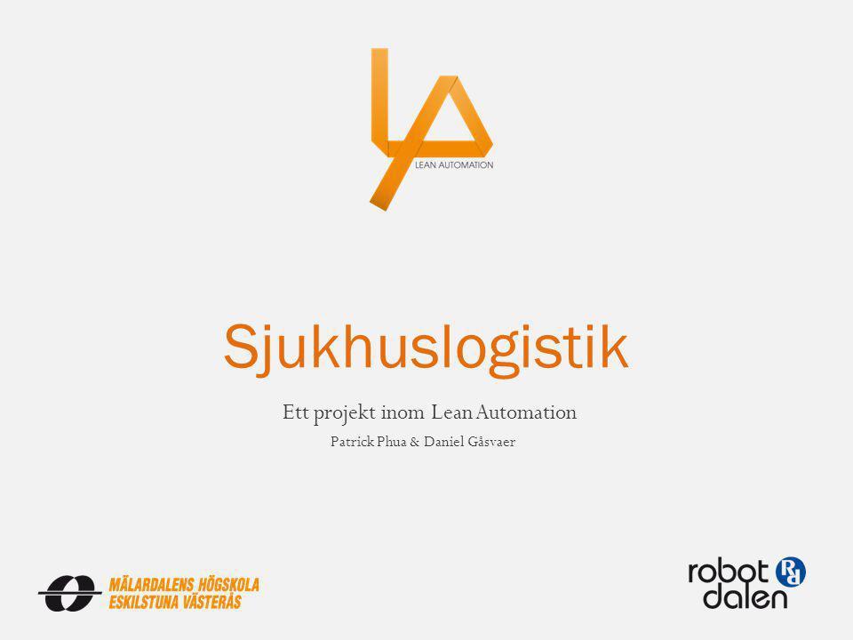 Ett projekt inom Lean Automation