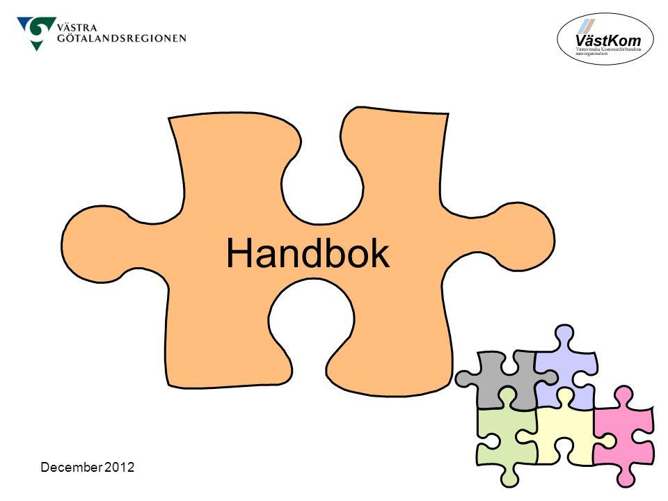 Handbok December 2012