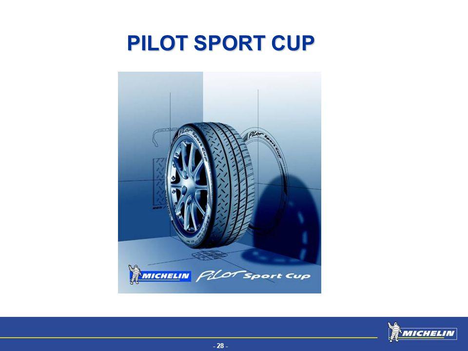 PILOT SPORT CUP