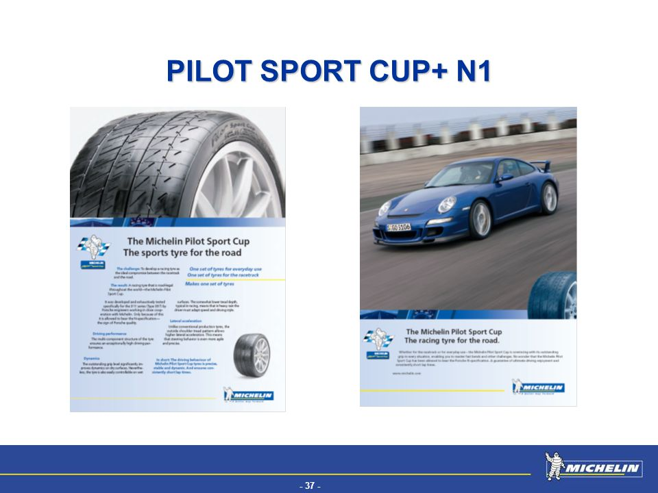 PILOT SPORT CUP+ N1