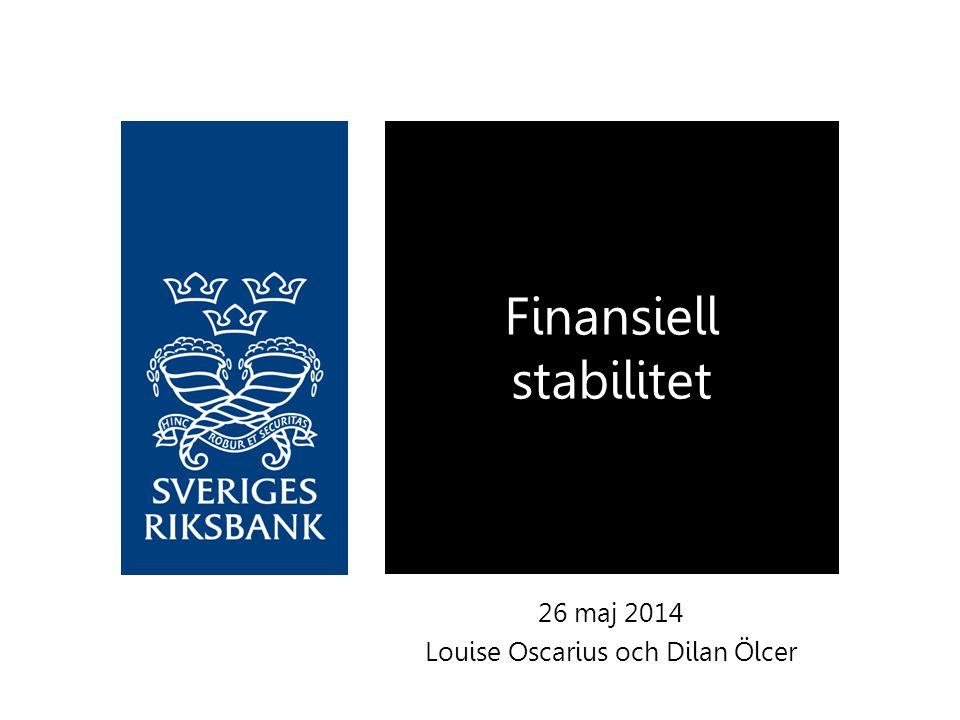Finansiell stabilitet