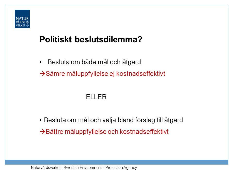 Politiskt beslutsdilemma