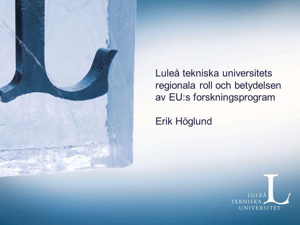 Luleå tekniska universitets