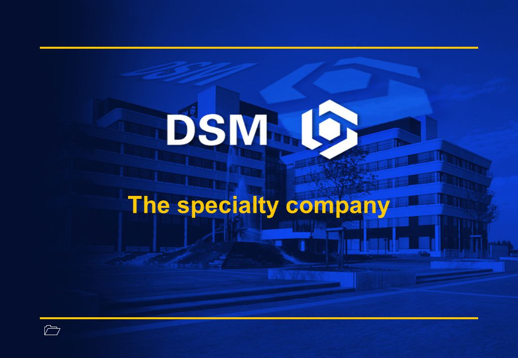 The specialty company