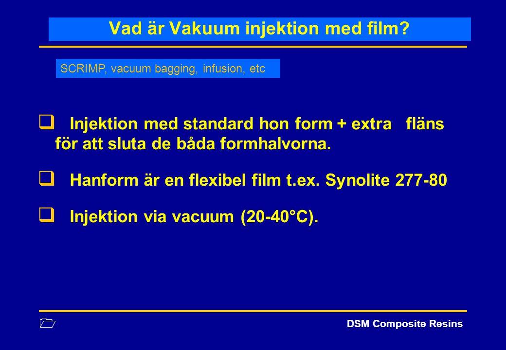 Vad är Vakuum injektion med film