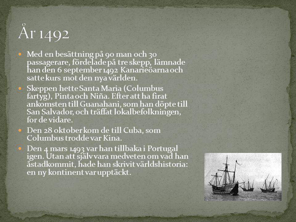 År 1492