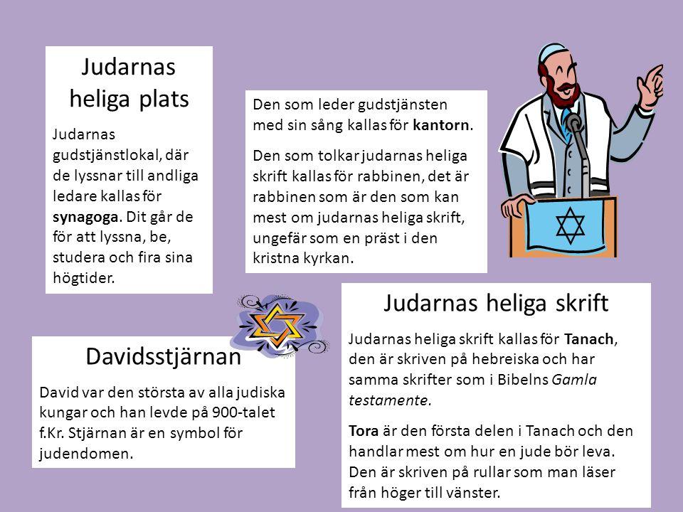 Judarnas heliga skrift