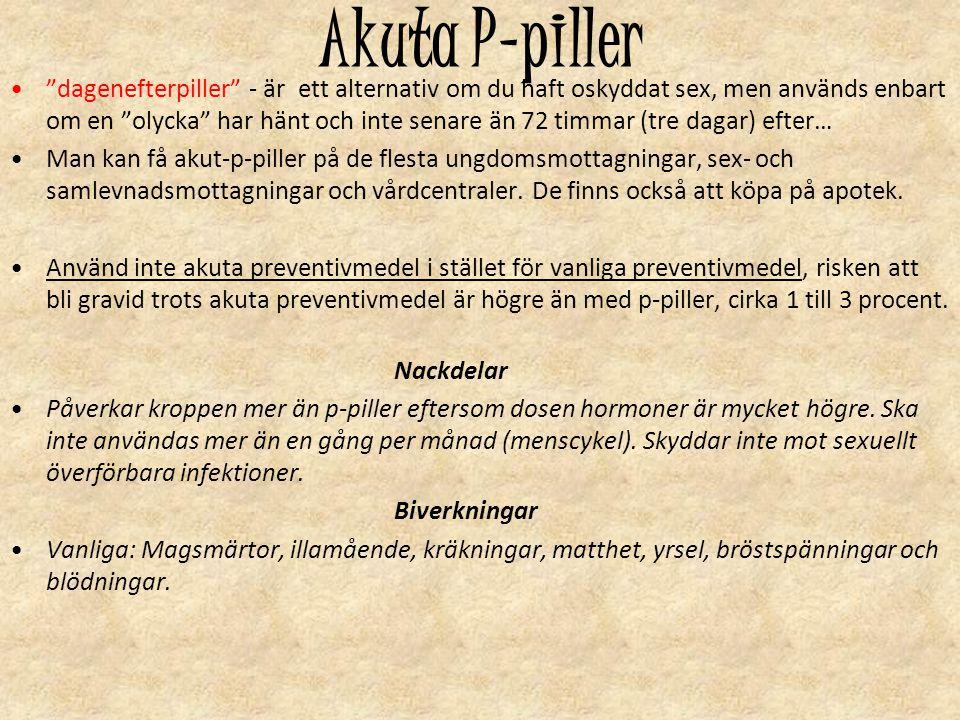 Akuta P-piller