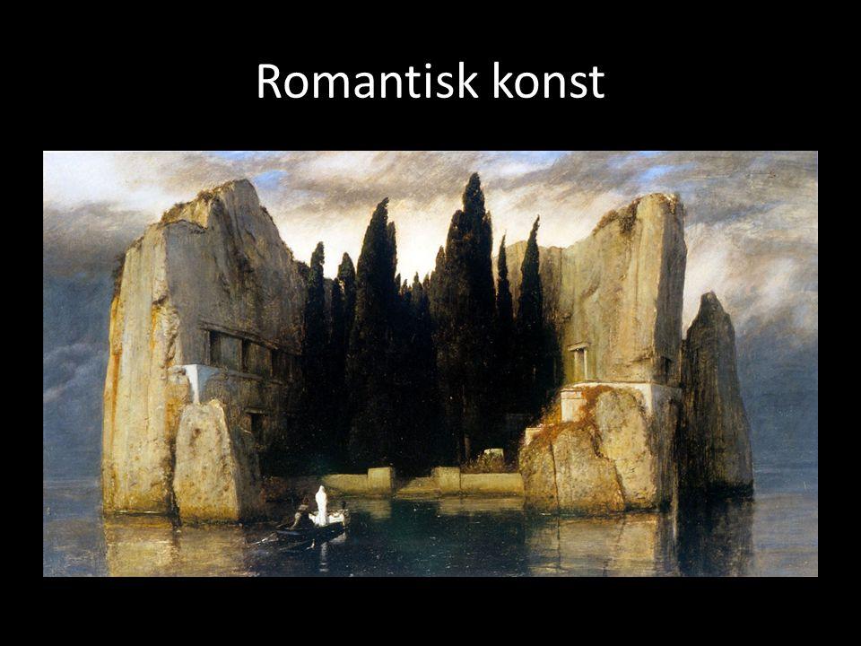 Romantisk konst