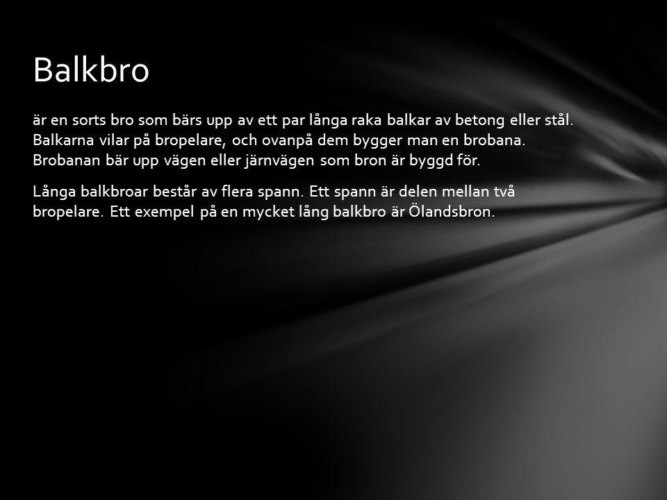 Balkbro