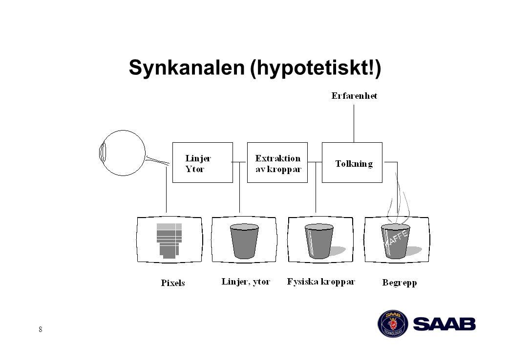 Synkanalen (hypotetiskt!)