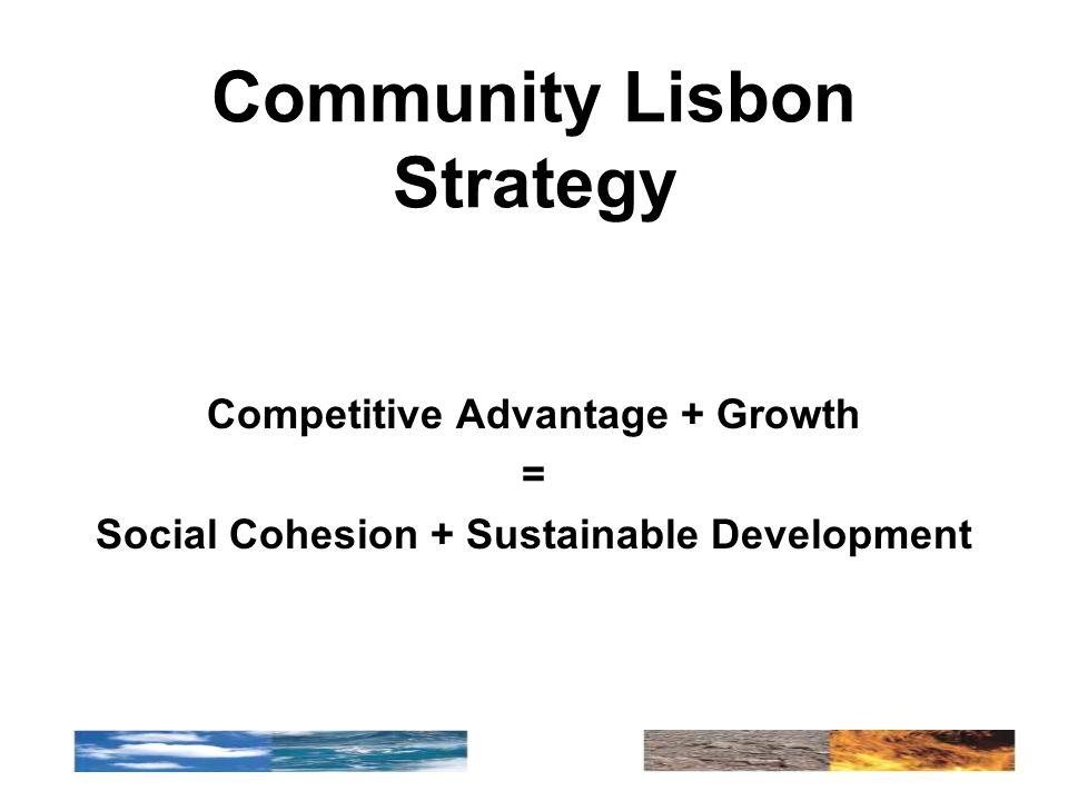 Community Lisbon Strategy