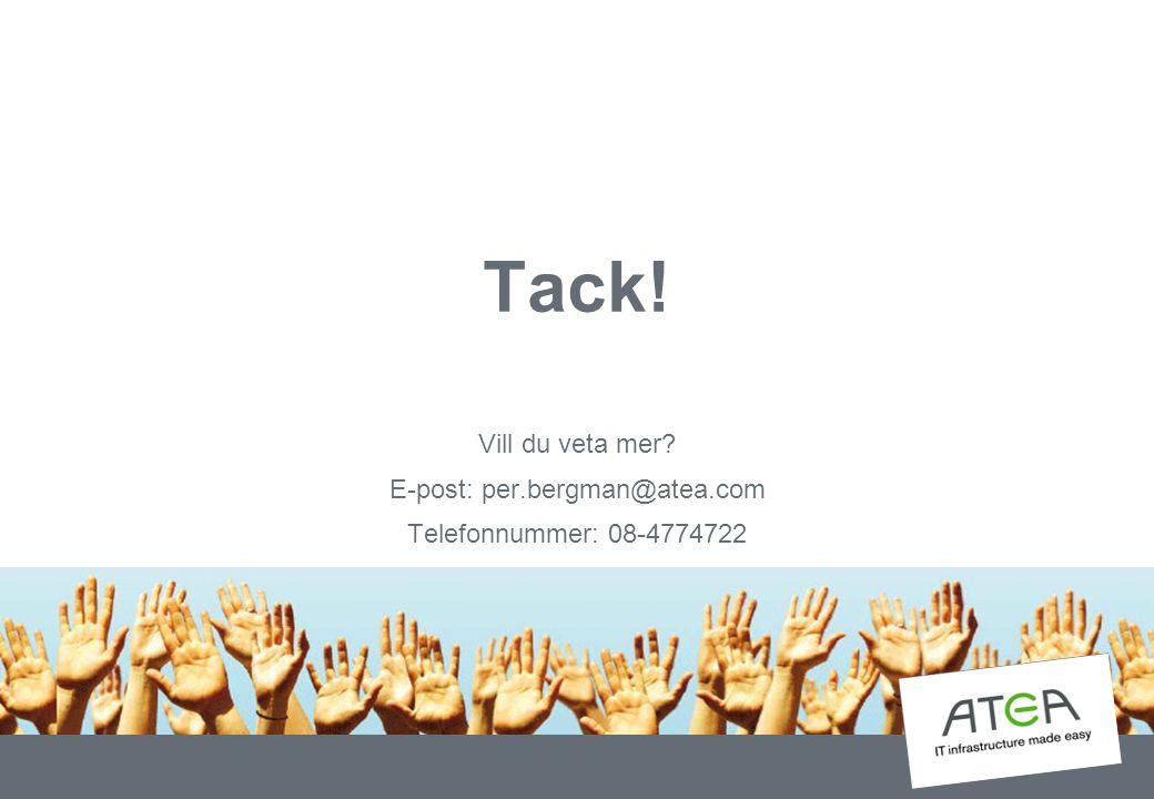 E-post: per.bergman@atea.com