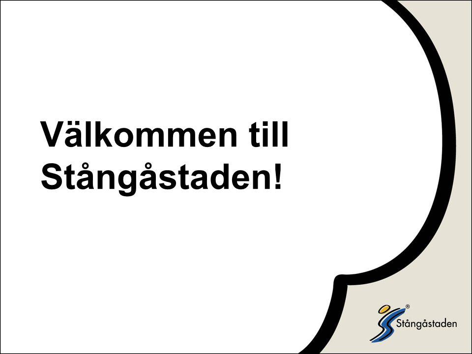 Välkommen till Stångåstaden!