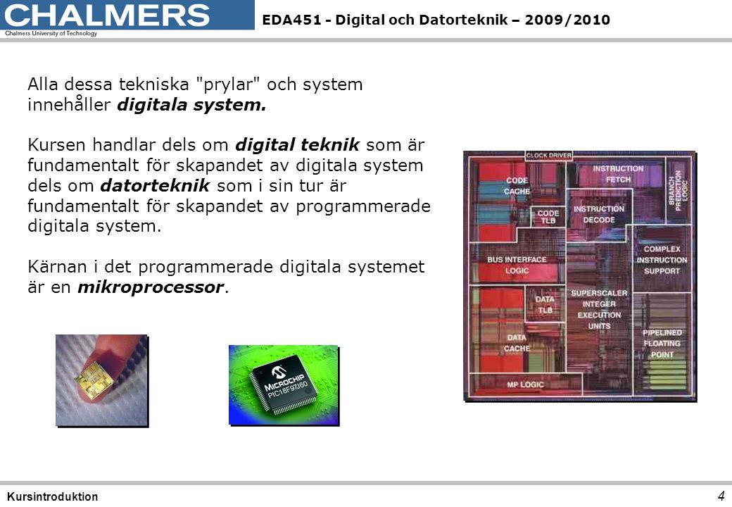 Alla dessa tekniska prylar och system innehåller digitala system.
