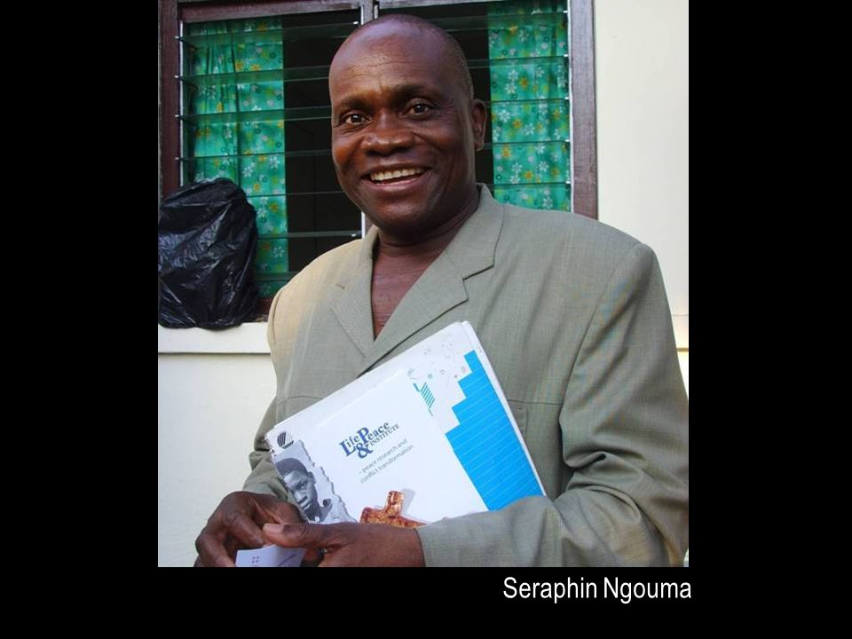 Seraphin Ngouma