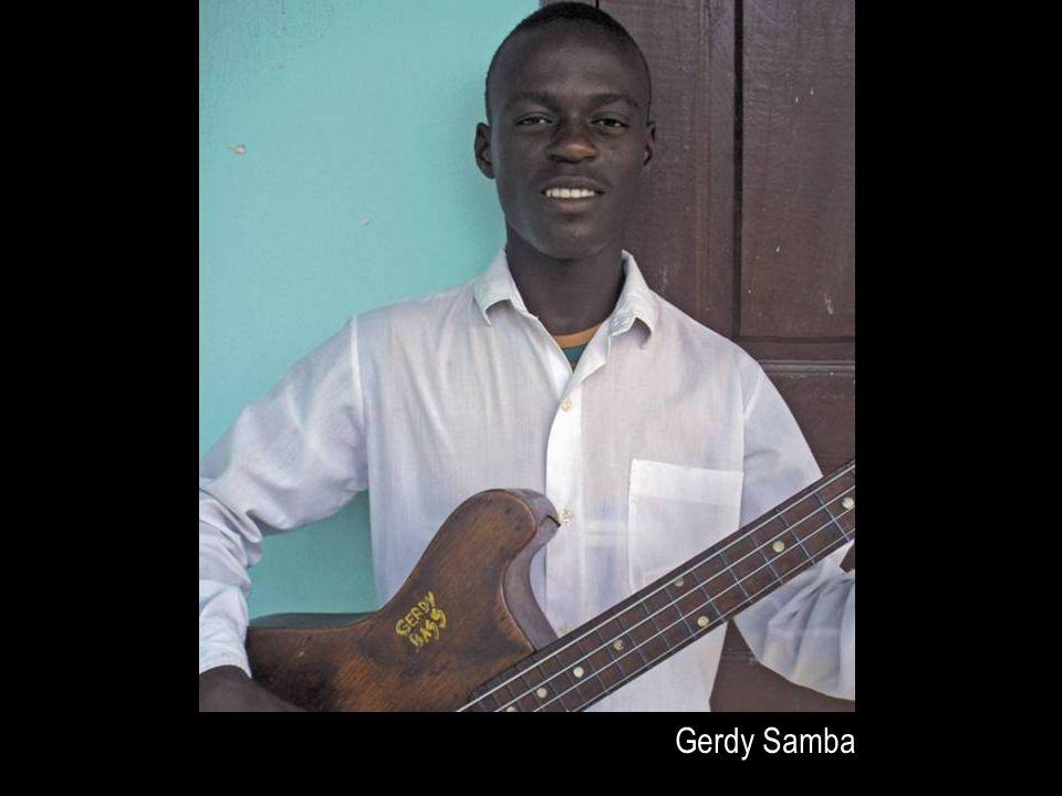 Gerdy Samba