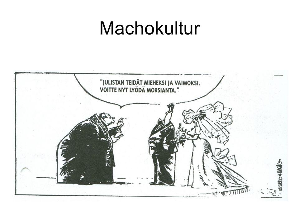 Machokultur