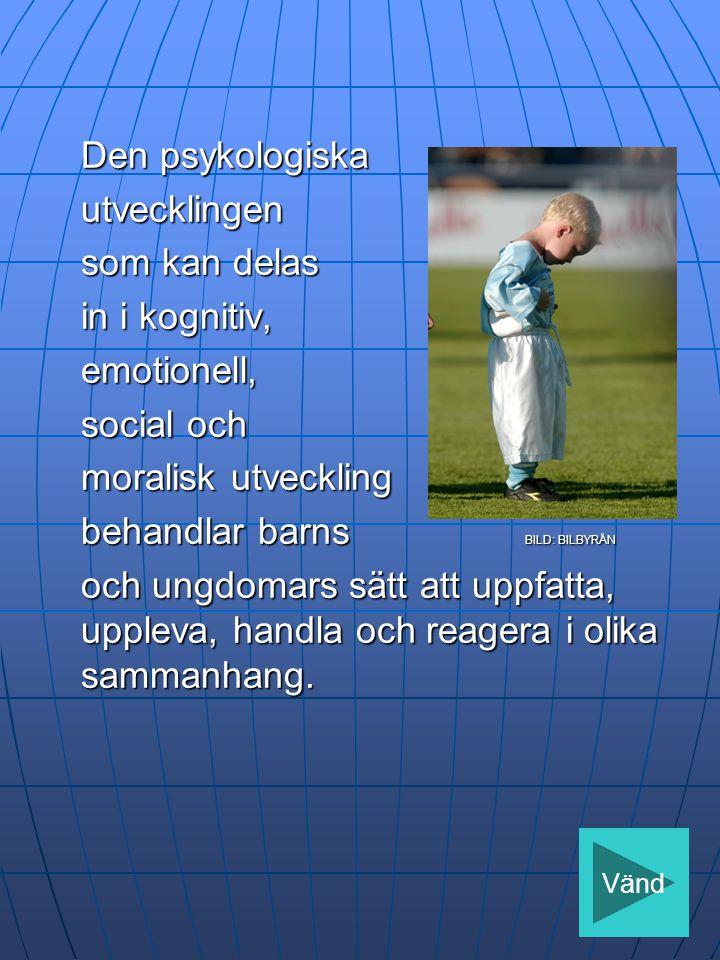 behandlar barns BILD: BILBYRÅN