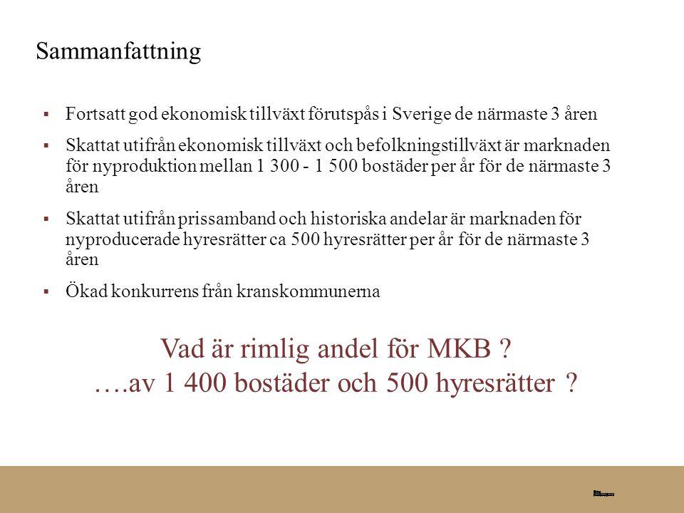 2006-08-25 Sammanfattning. Fortsatt god ekonomisk tillväxt förutspås i Sverige de närmaste 3 åren.