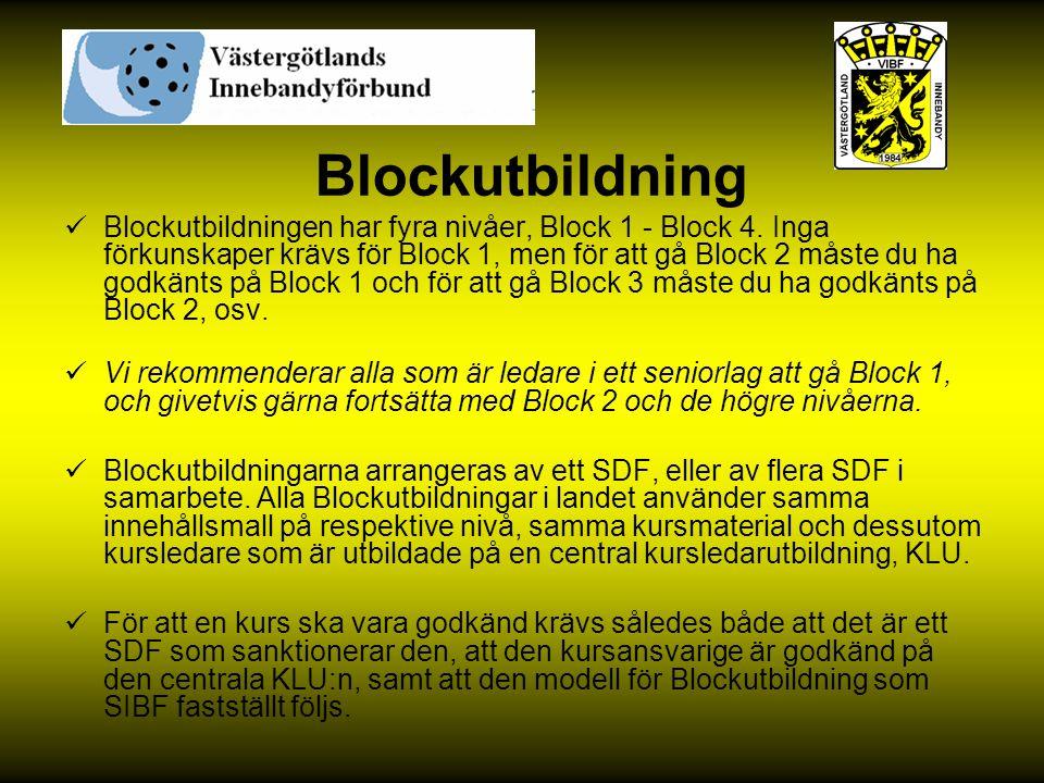 Blockutbildning