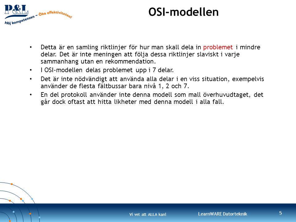 OSI-modellen
