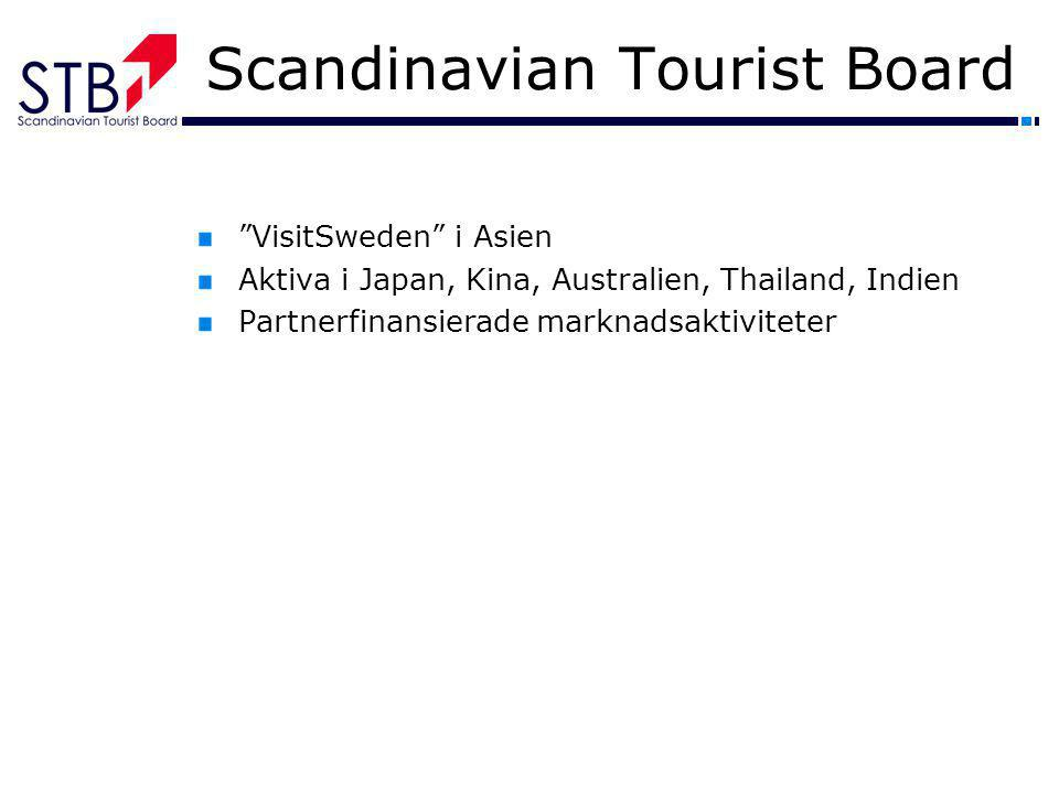 Scandinavian Tourist Board