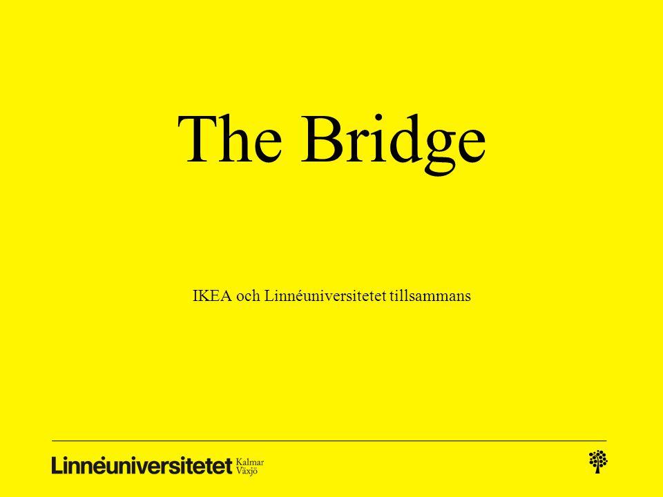 IKEA och Linnéuniversitetet tillsammans