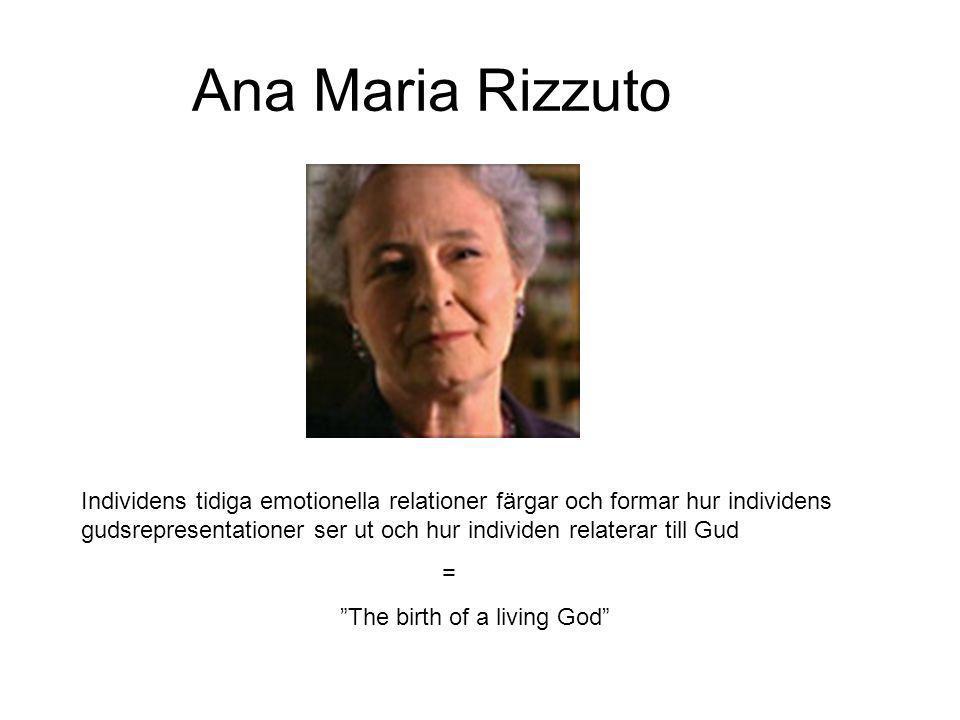 Ana Maria Rizzuto