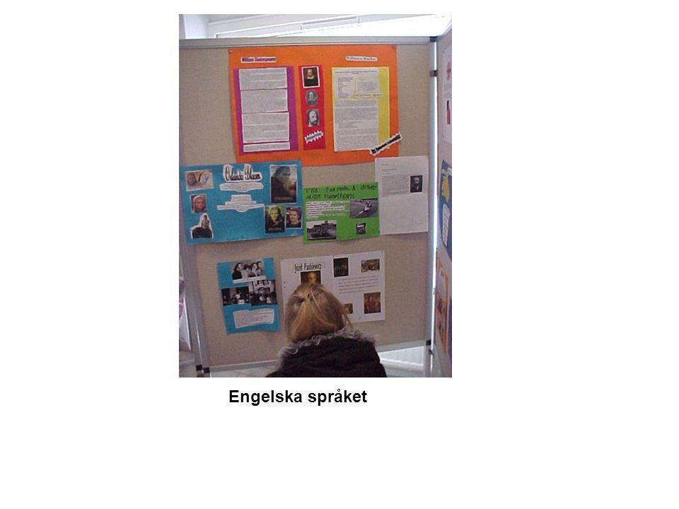 Engelska språket