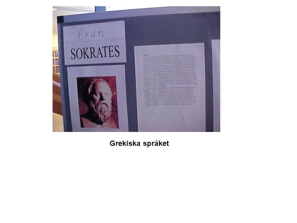 Grekiska språket