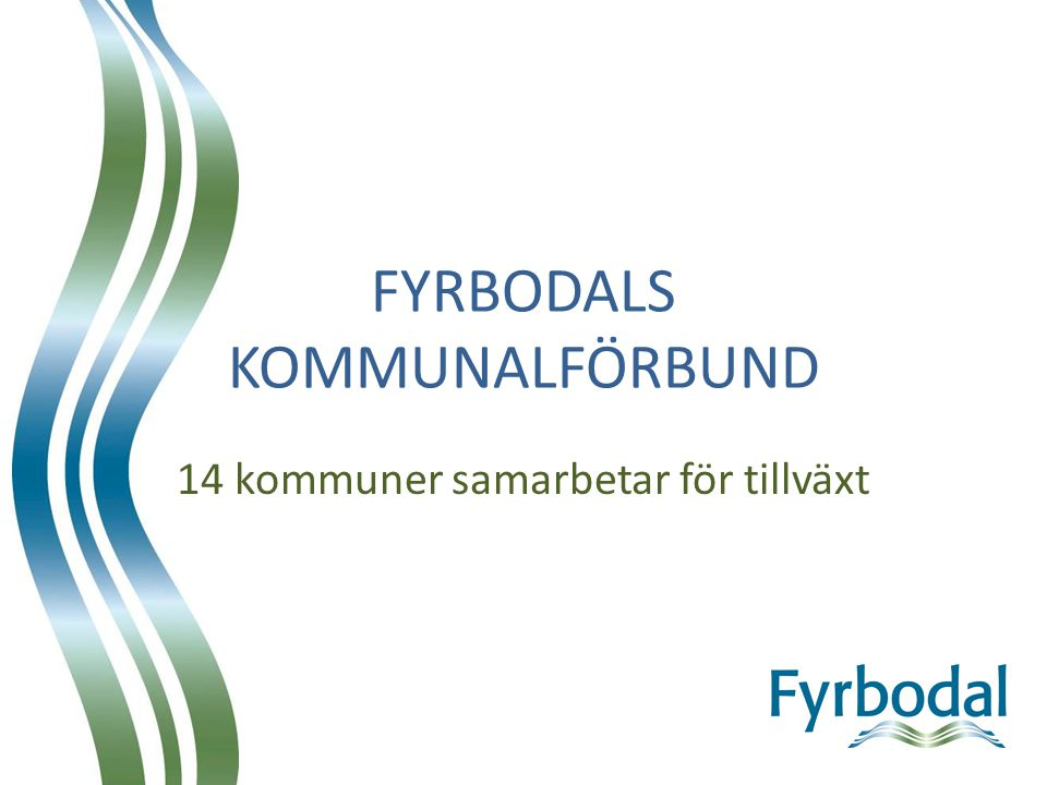 FYRBODALS KOMMUNALFÖRBUND