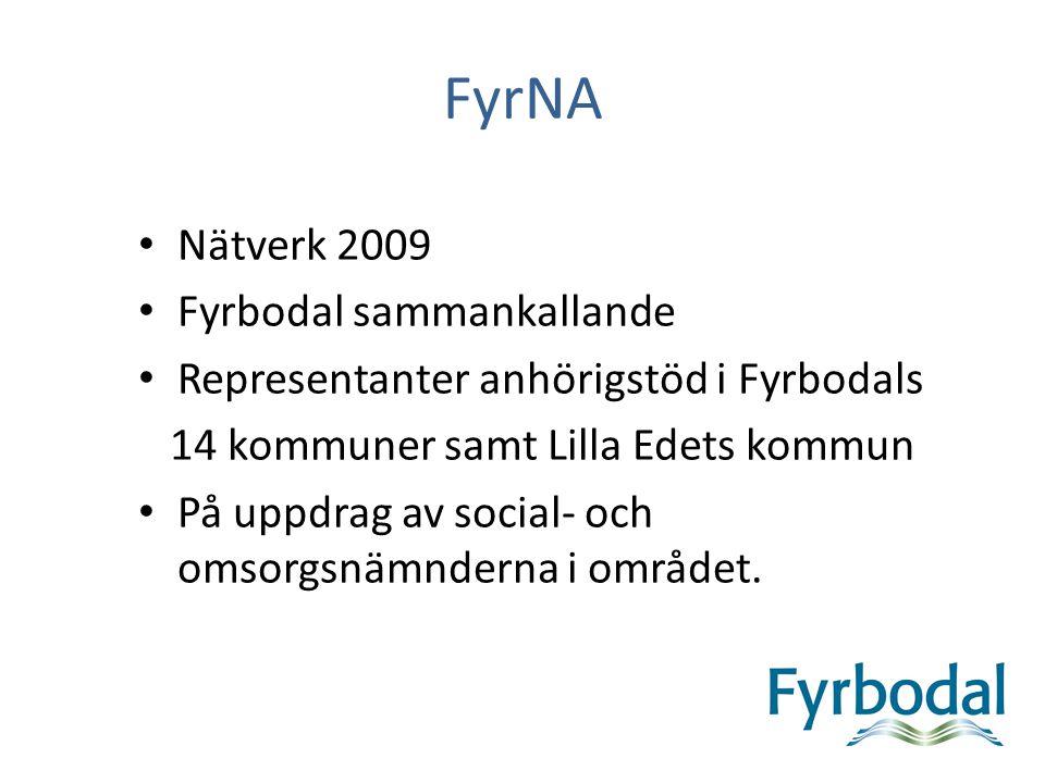 FyrNA Nätverk 2009 Fyrbodal sammankallande