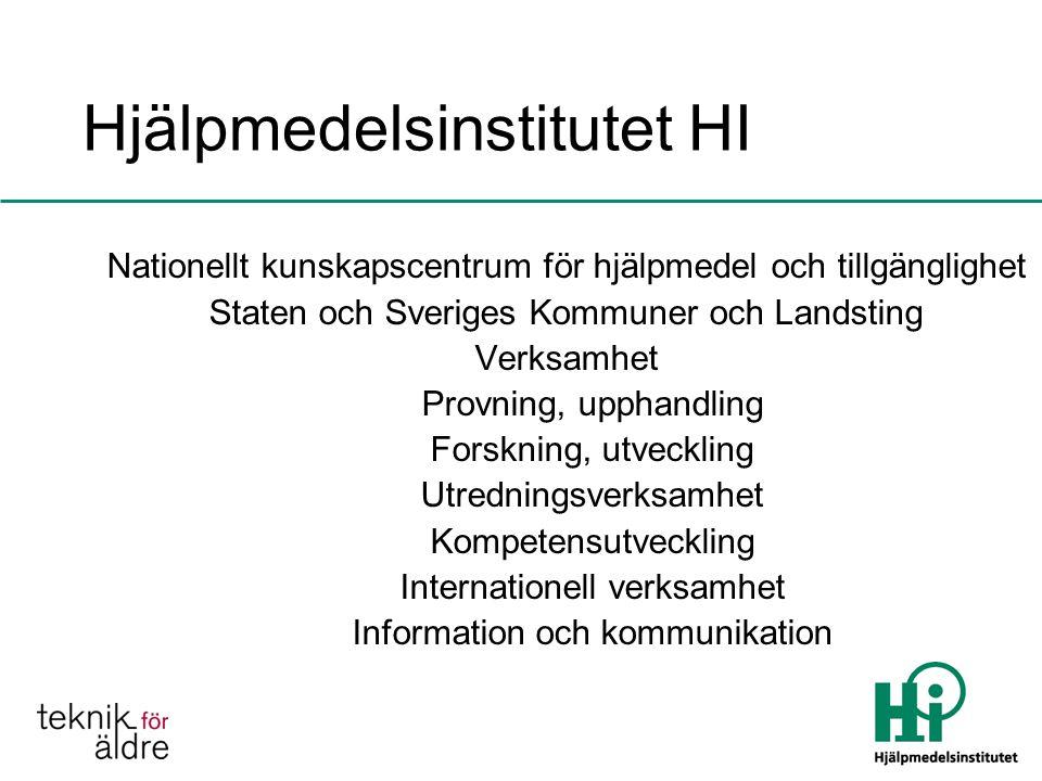 Hjälpmedelsinstitutet HI