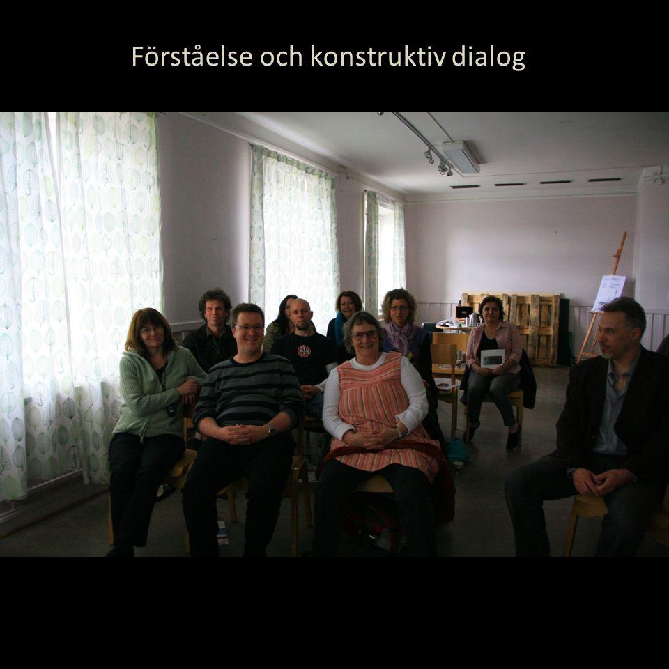 Förståelse och konstruktiv dialog