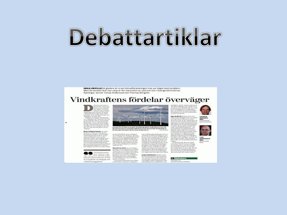 Debattartiklar