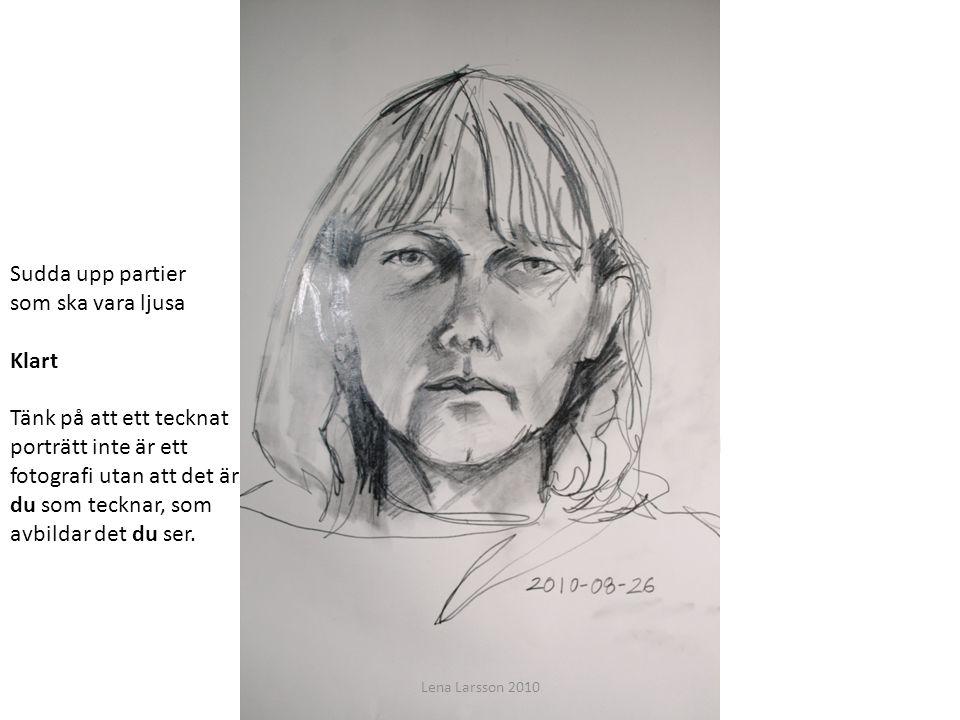 Du ska få lära dig grunderna för att teckna ett porträtt